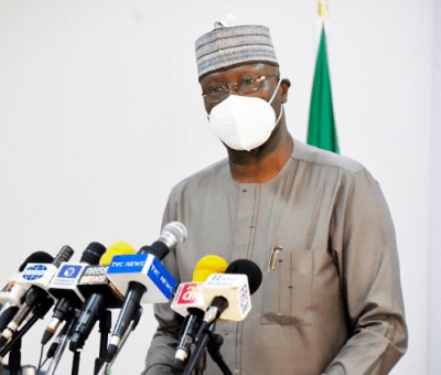 COVID-19: FG Doubles Down On Enforcement Of 'No Mask, No Entry' Policy At Businesses