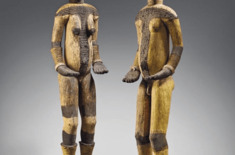 Christie's Sale of 'Looted' Sculptures of Igbo Origin