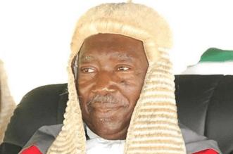 Kogi State Chief Judge