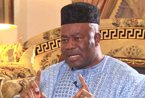 """Akpabio Says Host Communities To """"Manage"""" 3% Allocation"""