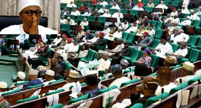 Reps Contemplate 0.05 percent Cut for EFCC