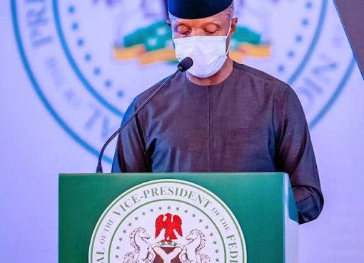 States' Ability To Create Enabling Investment Environment Will Increase Opportunities - Osinbajo