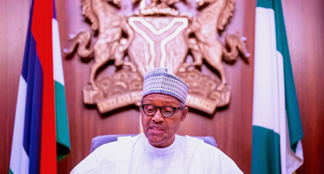 Buhari Holds Virtual Meeting With European Council President