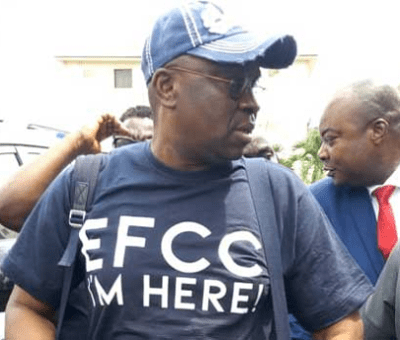 Absence Of Key Witness Stalls Fayose's Trial