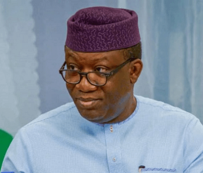 NGF Awaiting Decision Of Supreme Court On VAT Collection, Says Fayemi