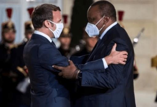 Kenya's President