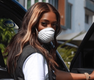 Someone Is Trying To Blackmail I And My Lover With An Intimate Video — Tiwa Savage