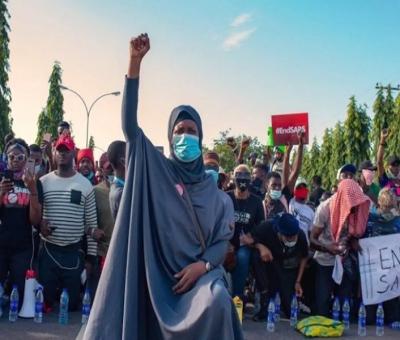 #EndSARS Movement is Not over - Aisha Yesufu