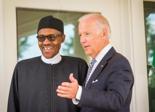Buhari Says He Looks Forward To Strengthened Relationship Between Nigeria, US