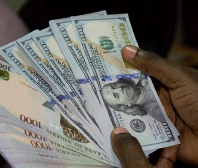 Availability Of Forex Will Stimulate Economic Growth - MAN