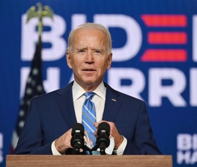 U.S Elections: Biden Takes Lead In Pennsylvania, Inches Closer To Victory