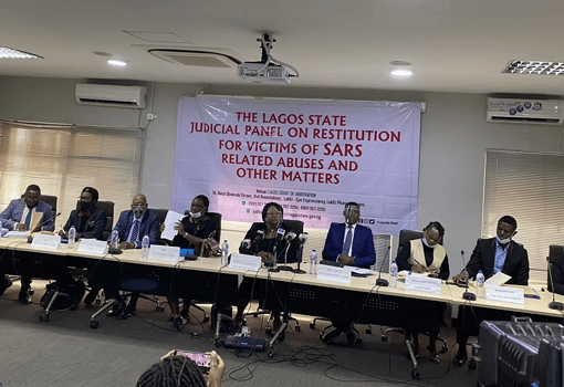 Lagos State Judicial Panel: Two Victims Of Police Brutality Receive N11 million Compensation