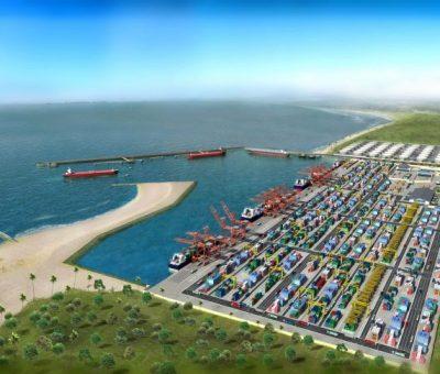 'Lekki Deep Sea Port Attains 50% Completion'