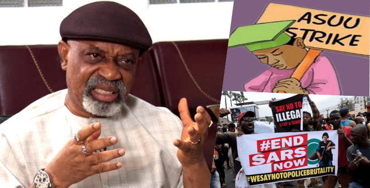 ASUU Strike: We Delivered On Promises, Strike Ought To End Today – Ngige Fumes