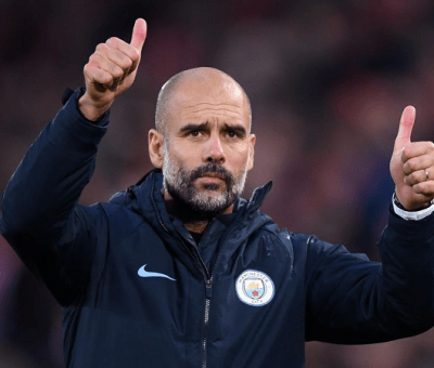 Pep Guardiola Extends Manchester City Contract Till 2023