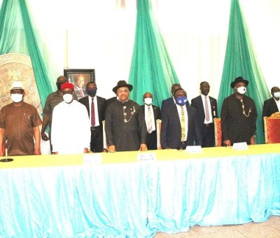 South-South States To Join Rivers' VAT Suit