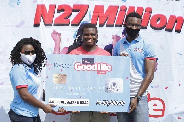 Verve Rewards 1,250 Customers In 'Good Life' Promo