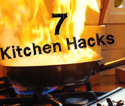 7 Kitchen Hacks Every Woman Should Know