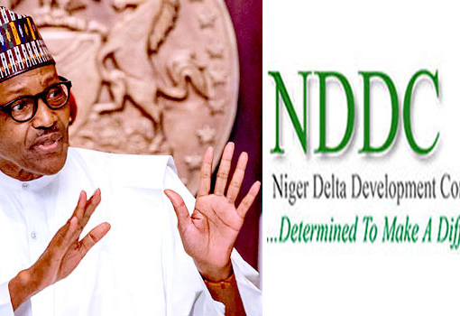 Buhari Replaces Pondei, Appoints Akwa NDDC Interim Administrator
