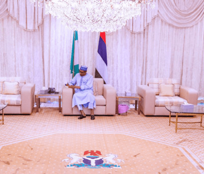 Buhari To Meet Presidential Task Force on COVID-19 Today