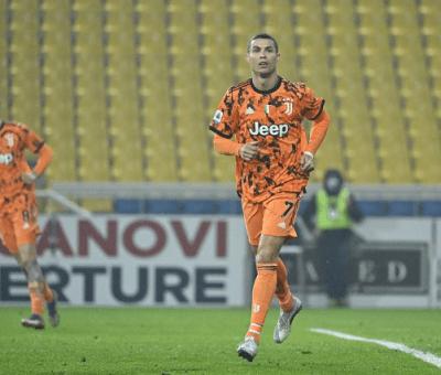Ronaldo Scores Brace in Juventus Massive Win Against Parma