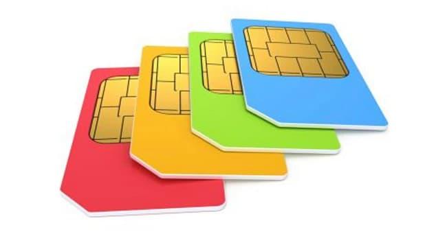 SIM Registration, Replacement Resumes Monday, April 19
