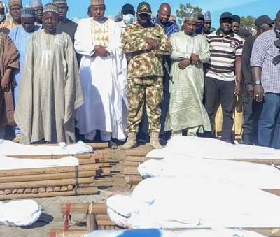 UN Retracts Report of 110 Deaths in Zabarmari