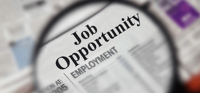 Top 7 Jobs To Apply For Today