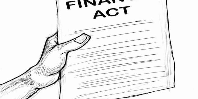10 Things To Know About The Finance Act 2020