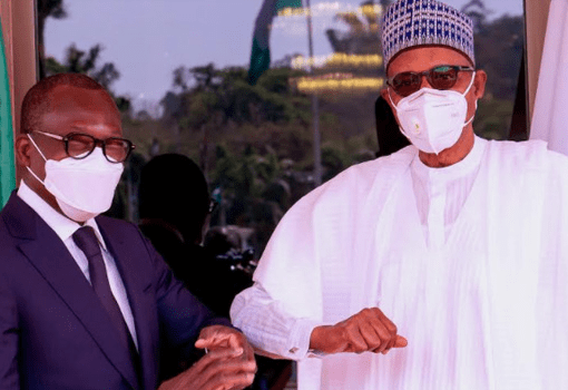 Buhari Pledges To Work With Neighbourig Countries