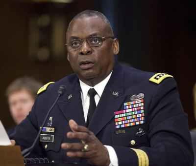 US Senate Confirms Lloyd Austin As US Secretary of State