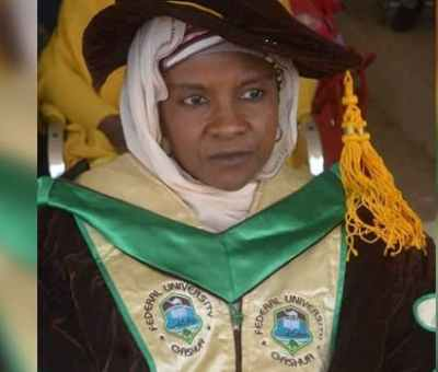 Prof Waziri Emerges First Female VC of Gashua