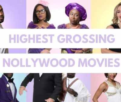 Top 7 Highest-Grossing Nollywood Movies