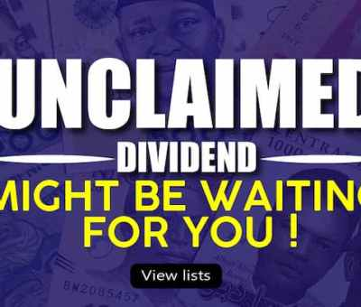 Court Stops FG From Borrowing N200bn Unclaimed Dividends
