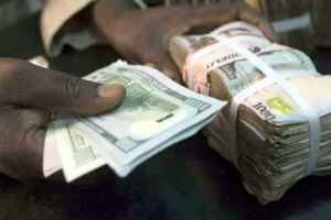 Naira Stable At Black Market