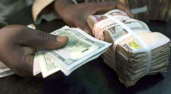 Naira Gains At Black Market