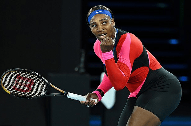 Serena Williams Reaches Semi-final Of Australian Open