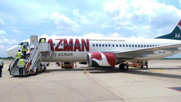Audit Report on Azman Air Raises Safety Concern