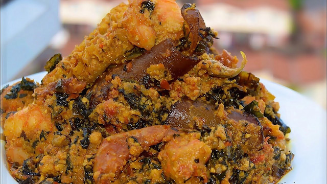 How To Make Delicious Igbo Egusi Soup