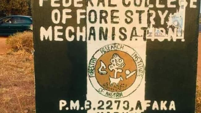 Abduction: Federal College of Forestry Mechanisation Shut Down Over...