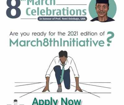 How To Apply For March 8th Initiative MSME Grants for Small Businesses