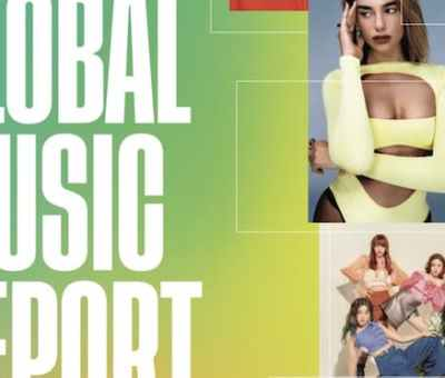 Global Recorded Music Business Increase By 7.4% In 2020, See Top Songs