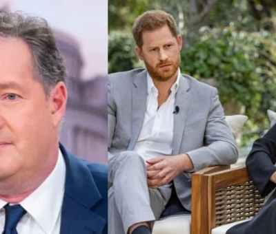 Royal Drama: Piers Morgan Leaves TV Show Over Backlash On Comments Towards Meghan