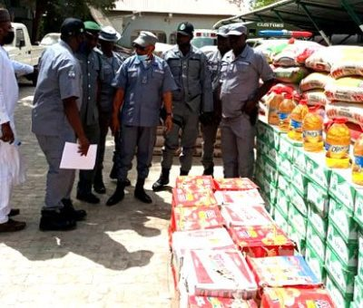NCS Arrests, Seizes Contraband Items Worth N786m Across Northern Region
