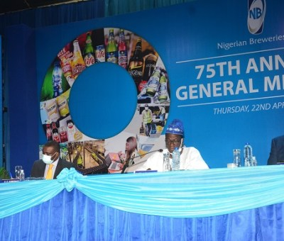 Nigerian Breweries Shareholders Approve N7.52billion Dividend Payout