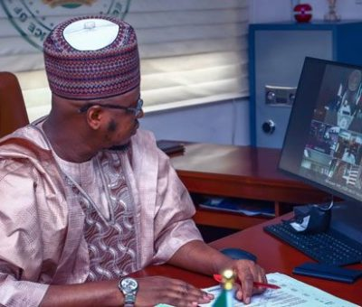 """My Ministry Prioritises Security Over Economic Benefits"" - Pantami"