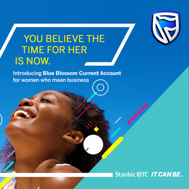 Stanbic IBTC Introduces An Account For Women