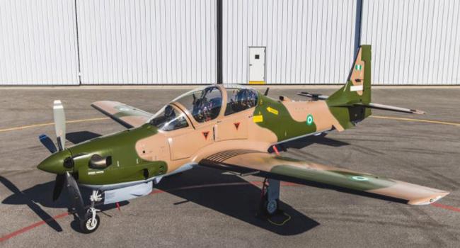 """Nigeria To Receive 6 Super Tucanos Combat Aircraft Mid-July"" - Presidency"