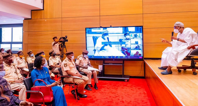 """""""Immigration Officers To Wear Bodycams"""" - Aregbesola"""