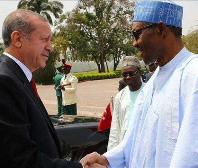 Nigeria, Turkey Sign 8 MoUs On Defense, Energy, Others